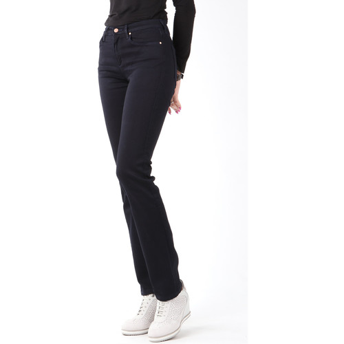 Clothing Women Skinny jeans Wrangler Jeans  True Blue Slim W27GBV79B