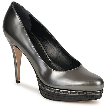 Shoes Women Heels Sebastian TREDACCIAIO Grey