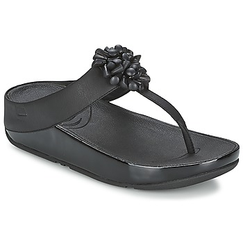 Shoes Women Sandals FitFlop BLOSSOM™  BLACK