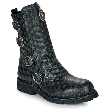 Shoes Mid boots New Rock M-373X Black