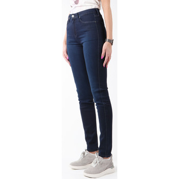 Clothing Women Skinny jeans Lee Scarlett High L626AYNA navy