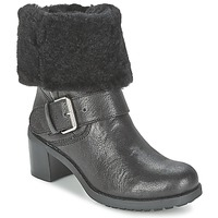 Shoes Women Mid boots Clarks PILICO PLACE  BLACK