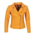 Clothing Women Leather jackets / Imitation leather Only