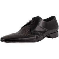 Shoes Men Derby Shoes Jeffery-West Leather Derby Shoes black