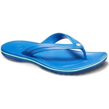 Shoes Women Flip flops Crocs Crocband Flip Womens Sandals blue