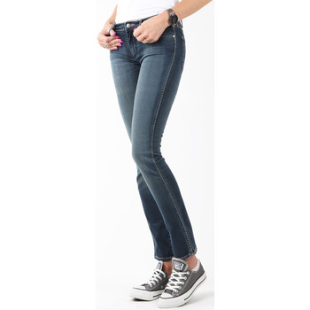 Clothing Women Skinny jeans Wrangler Courtney Storm Break W23SP536V navy