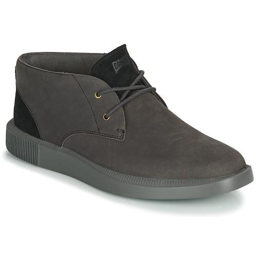 Shoes Men Hi top trainers Camper BILL Grey