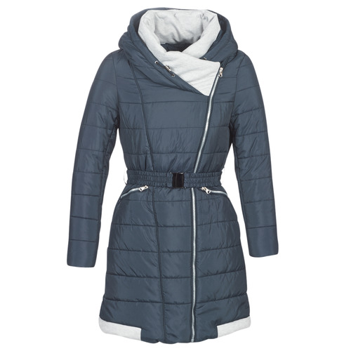 Clothing Women Duffel coats Casual Attitude LOLAPO Blue / Marine