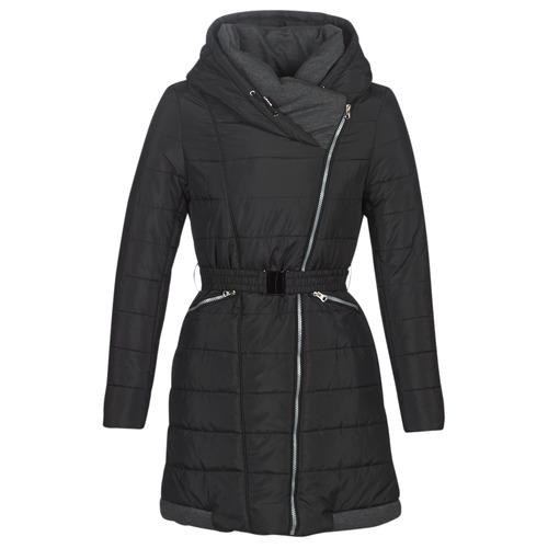 Clothing Women Duffel coats Betty London LUCIOLE Black