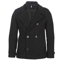 Clothing Men coats Casual Attitude LARA Black