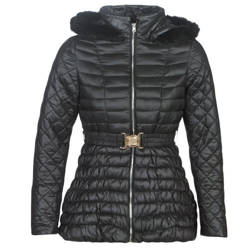 Clothing Women Duffel coats Moony Mood LESLIE Black