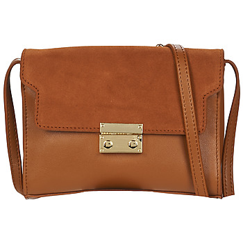 Bags Women Shoulder bags André HELENA Cognac