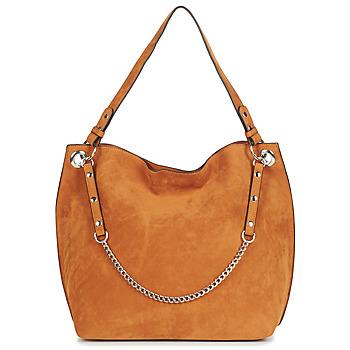 Bags Women Small shoulder bags André BELIZE Camel