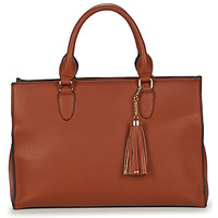 Bags Women Shopping Bags / Baskets André LISE Camel