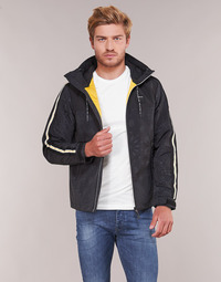 Clothing Men Jackets Replay  Black