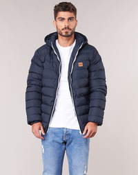 Clothing Men Duffel coats Urban Classics BASIC BUBBLE JACKET Marine