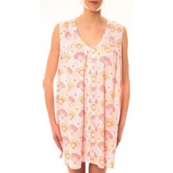 Clothing Women Short Dresses Lara Ethnics Robe Maia Rose Pink