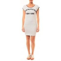 Clothing Women Short Dresses Vera & Lucy Robe Hamptons 1464 Noir Black