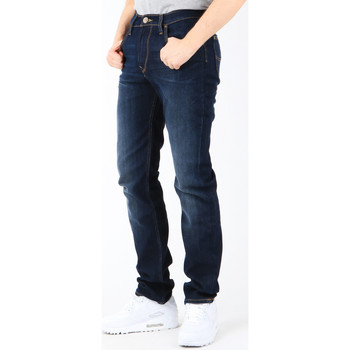 Clothing Men Slim jeans Lee Luke Deep Shadow L719YQDP navy