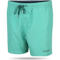 Clothing Men Shorts / Bermudas Pierre Cardin Swim Short Green