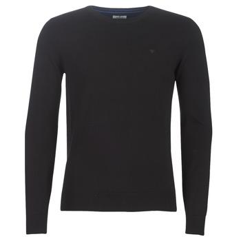 Clothing Men Jumpers Tom Tailor FLORET Black