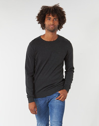 Clothing Men jumpers Tom Tailor FLORET Grey / Anthracite