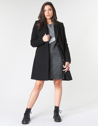 Clothing Women coats Vero Moda VMCALA Black