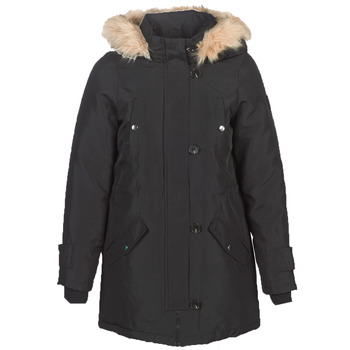Clothing Women Parkas Vero Moda VMEXCURSION EXPEDITION Black