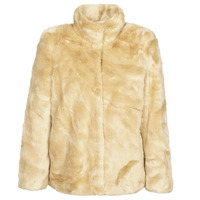 Clothing Women Coats Vero Moda VMMINK Beige