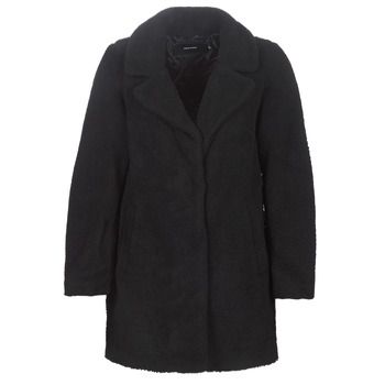 Clothing Women coats Vero Moda VMZAPPA Black