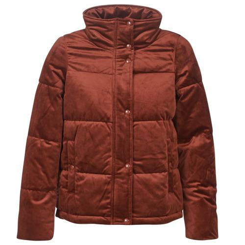 Clothing Women Duffel coats Vero Moda VMVELLY Bordeaux