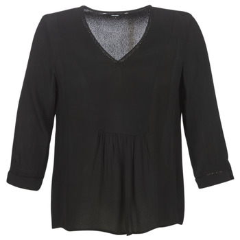 Clothing Women Tops / Blouses Vero Moda VMBECKY Black