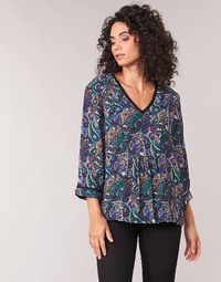Clothing Women Tops / Blouses Vero Moda VMBECKY Multicolour