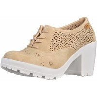 Shoes Women Shoe boots MTNG PUNCH Brown