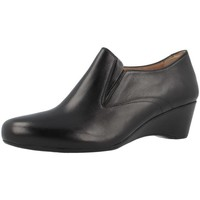 Shoes Women Loafers Stonefly EVENT III 8 Black