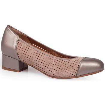 Shoes Women Heels Calzamedi S CONFORT SEÑORA BEIGE