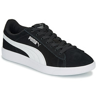 Shoes Women Low top trainers Puma VIKKY Black