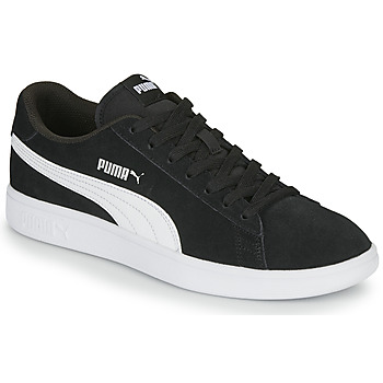Shoes Men Low top trainers Puma SMASH Black