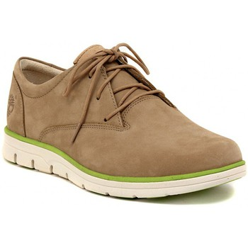Timberland  PLAIN TOE OXFORD  TAUPE  mens Casual Shoes in multicolour