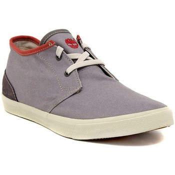 Timberland  HKST CMP  GREY  mens Shoes (Hightop Trainers) in multicolour