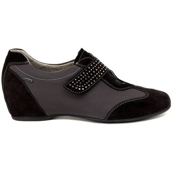 Shoes Women Shoes Melluso SCARPA VELCRO ANTRACITE    121,6