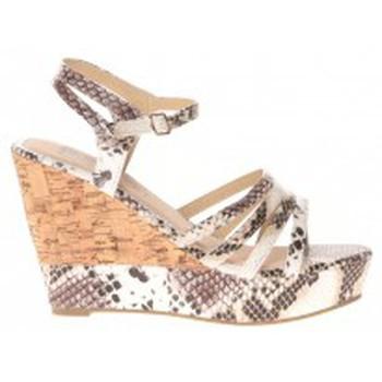 Shoes Women Sandals Cassis Côte d'Azur Sandales Manakine Blanc White
