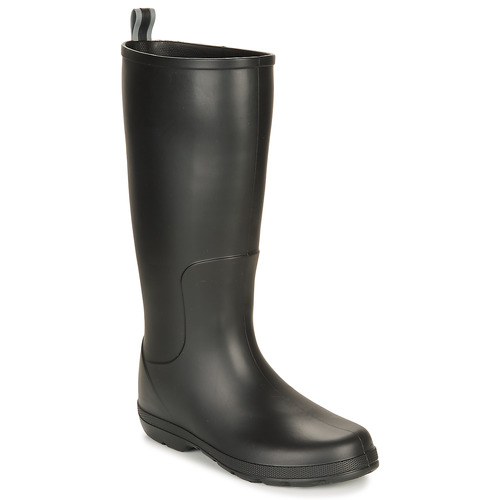 Shoes Men Wellington boots Isotoner 96523 Black