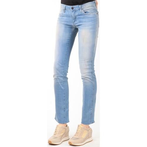 Clothing Women straight jeans Wrangler Jeansy  Vintage Dusk 258ZW16M