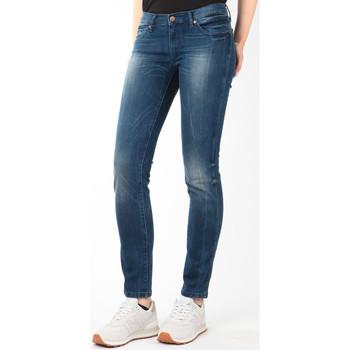 Clothing Women Skinny jeans Wrangler Hailey Slim W22T-XB-23C granatowy