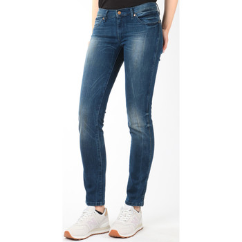 Clothing Women Skinny jeans Wrangler Hailey Slim W22T-XB-23C navy