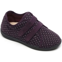 Shoes Women Slippers Padders Duo Womens Full Slippers purple