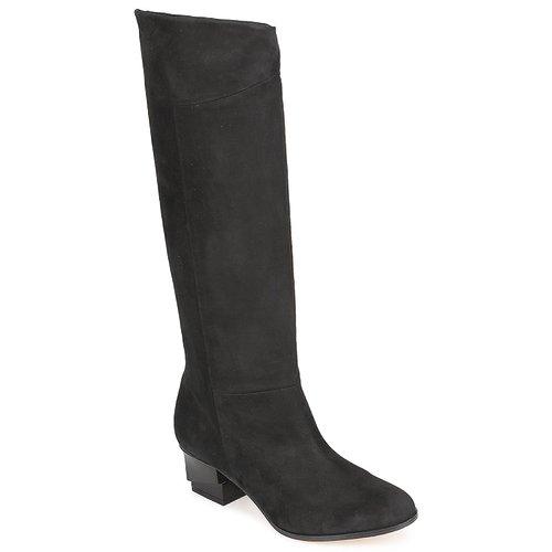 Shoes Women High boots Karine Arabian GALAXY Black