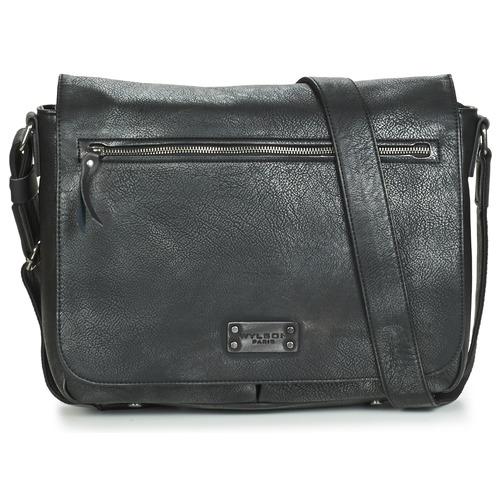 Bags Men Messenger bags Wylson HANOI Black