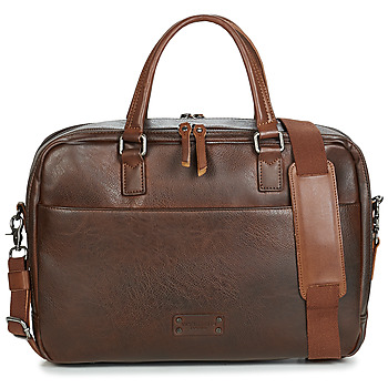 Bags Men Briefcases Wylson HANOI Brown